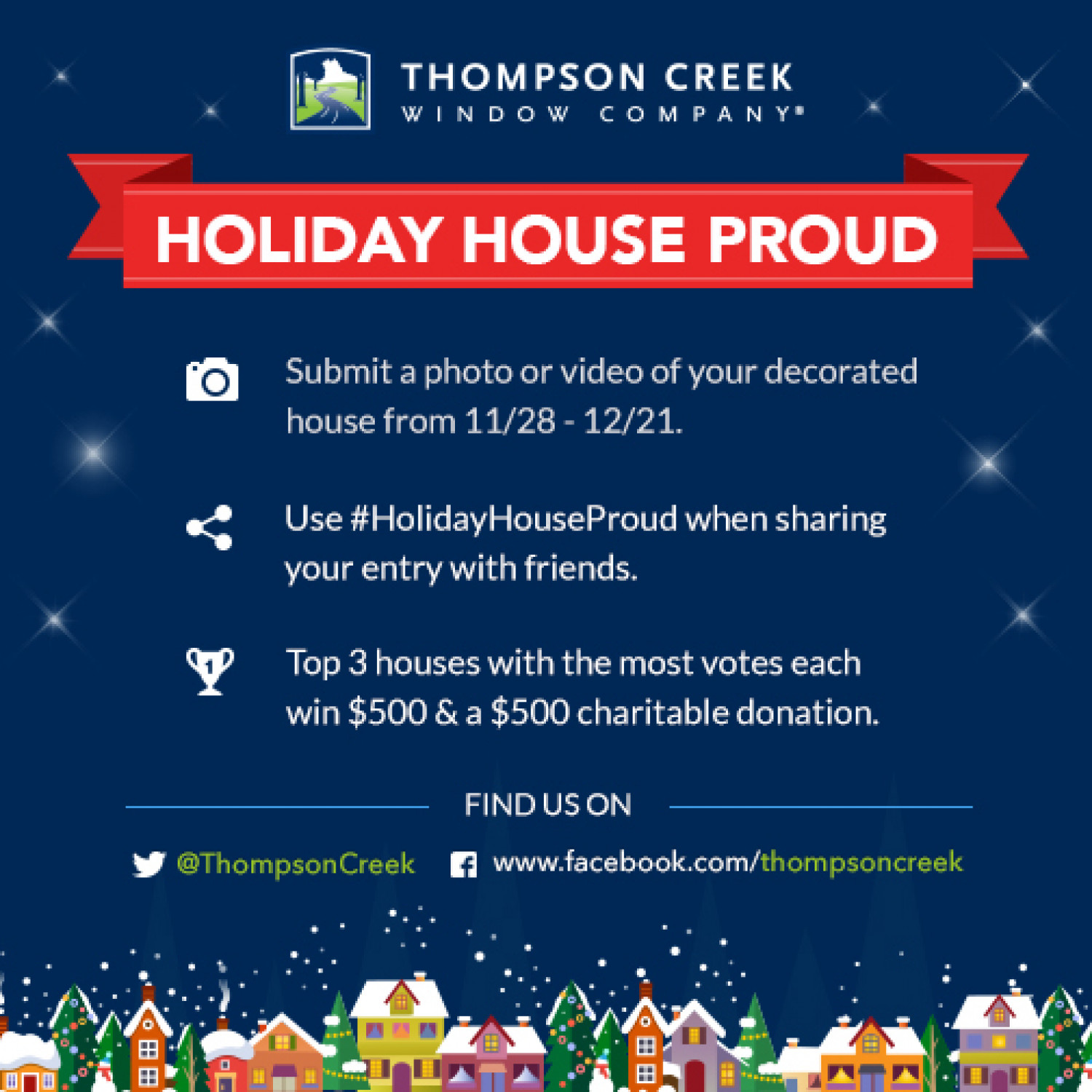christmas home decorating contest house proud decorating contest visual ly 10586