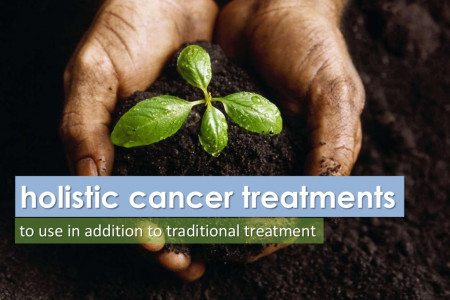 Holistic Cancer Treatments Infographic