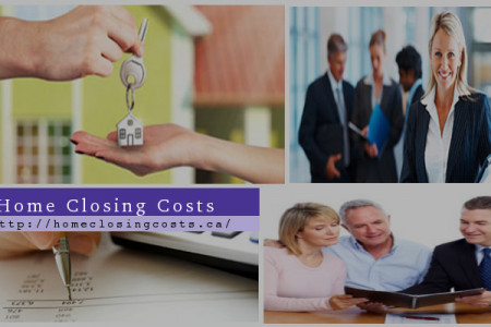 Home Closing Costs - Provide Real Estate Lawyer Infographic