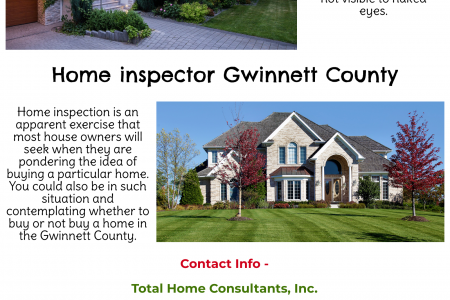 Home Inspection Services Atlanta Infographic