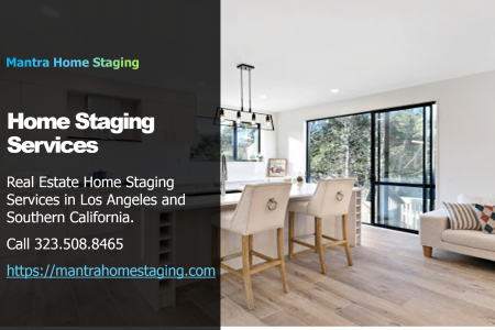 Home Staging Services California Infographic