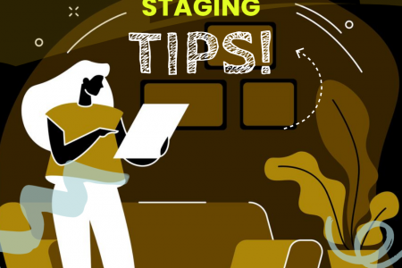 Home Staging Tips To One Up Your Competition Infographic