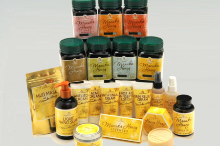 Honey Product Design & Packaging By Illumination Consulting Infographic