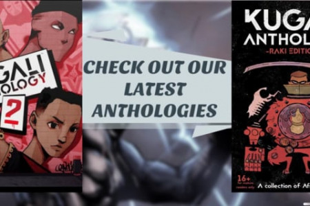 Horror Literature & Fiction | African Anthology | kugali.com Infographic