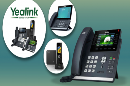 Hosted Phone System Advantages Infographic