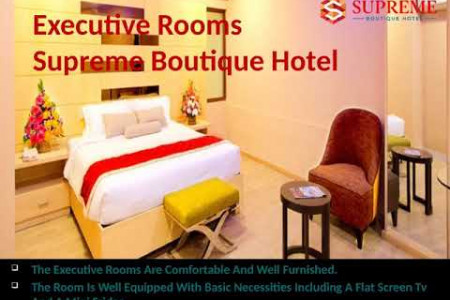Hotels in Peenya, Bangalore - Supreme Boutique Hotel Infographic