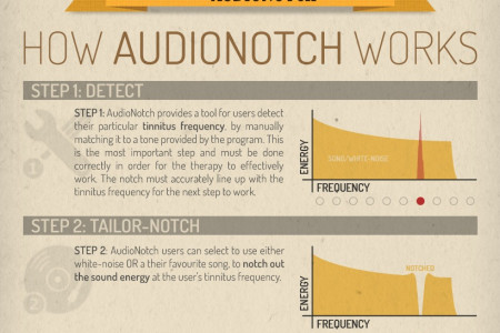 How Audionotch works Infographic