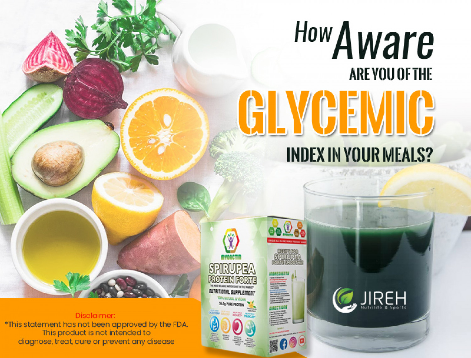 How Aware Are You of the Glycemic Index in Your Meals? Infographic