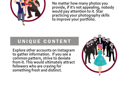 How Can Instagram Make You A Millionaire? Infographic