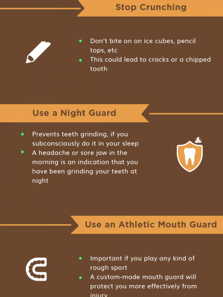 How Can You Avoid Dental Injuries? Infographic