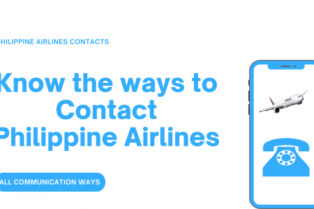 How do I Contact Philippine airlines Infographic