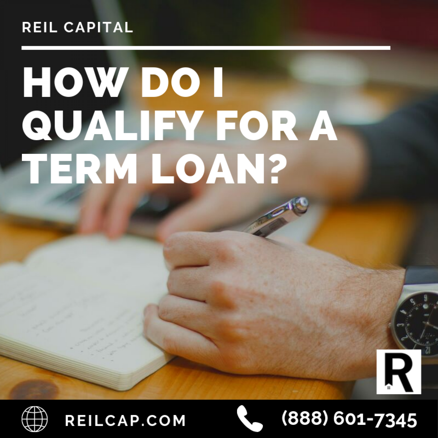 How do I qualify for a Term Loan Infographic