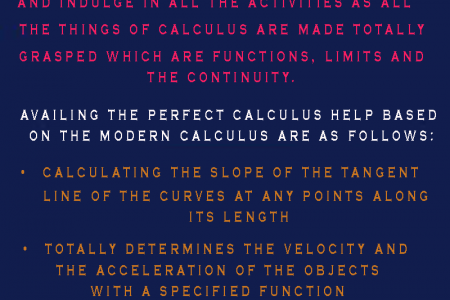 How do the students get to understand the complexities of calculus? Infographic