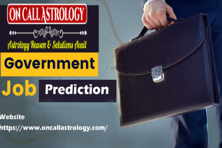How does our astrologer easily help to check government job in my kundali onllne| Infographic