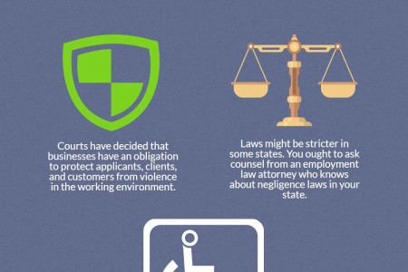How Employment Screening Services Prevents Lawsuits From Coming Infographic