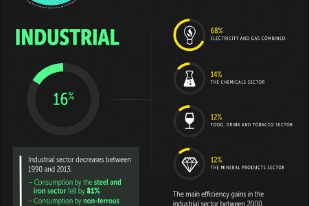 How Energy Efficient is your Business?  Infographic