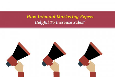 How Inbound Marketing Expert Helpful To Increase Sales?  Infographic