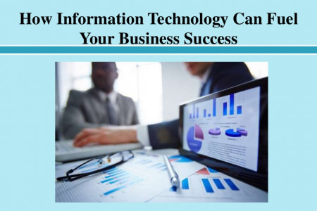 How Information Technology Can Fuel Your Business Success Infographic