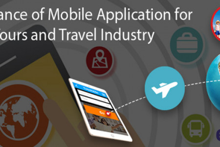 How iPhone App Development Is Transforming Tour &Travel Industry Infographic