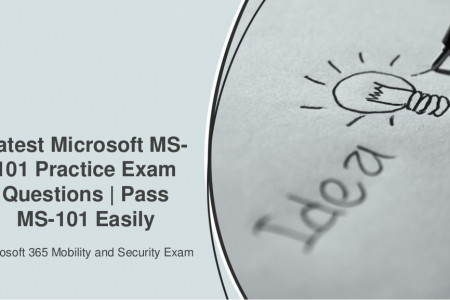 How Microsoft MS-101 Dumps PDF Are Vital To Skyrocket Your IT Career Infographic