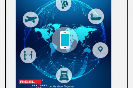 How Mobile Applications are delivering success for Logistics Industry? Infographic