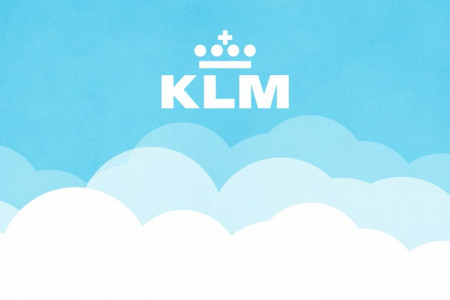 How much does KLM charge to change flight? Infographic