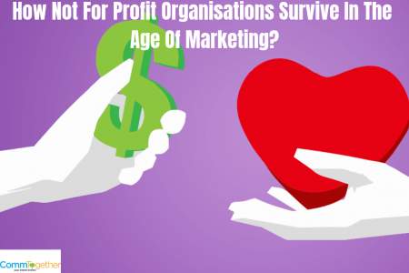 How Not For Profit Organisations Survive In The Age Of Marketing? Infographic