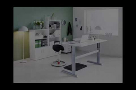 How office furniture can help increase ergonomics in the workplace  Infographic