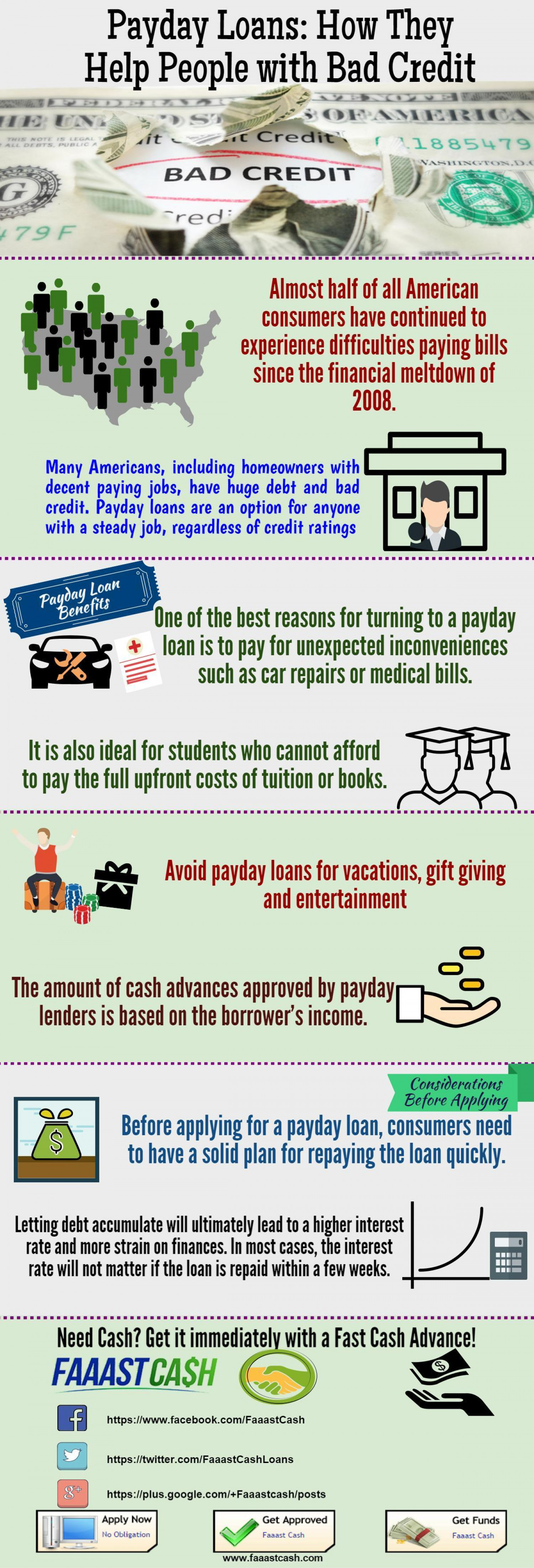 North american payday loans photo 6