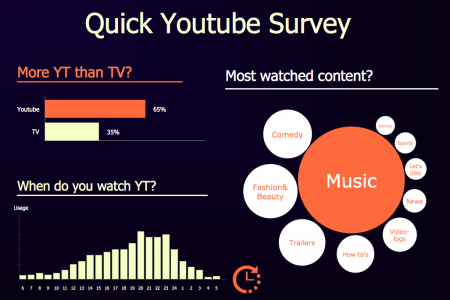 How People Use Youtube Infographic