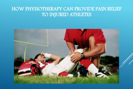 How Physiotherapy Can Provide Pain Relief to Injured Athletes Infographic