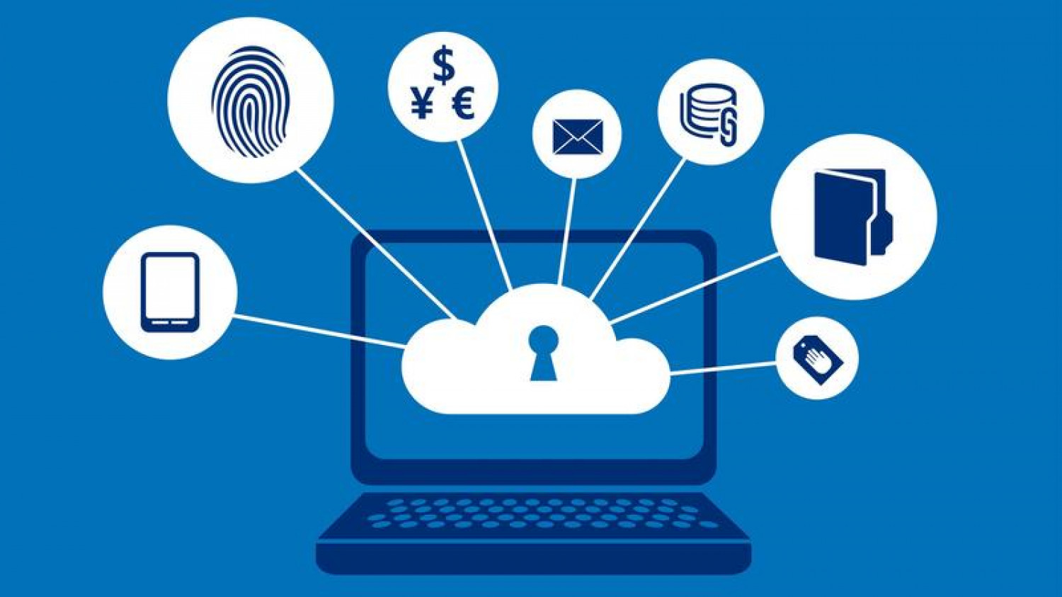 How Safe and Secure is Cloud Storage Infographic