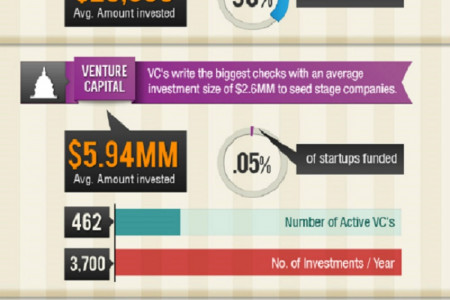 How Startup Crowdfunding Work? Infographic
