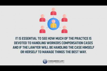 How the Best Work Injury Lawyer Can Help You Most Efficiently Infographic
