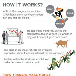 How The Stock Market Works | Visual.ly