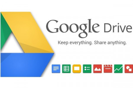 How to Access Google Drive on a PC Infographic