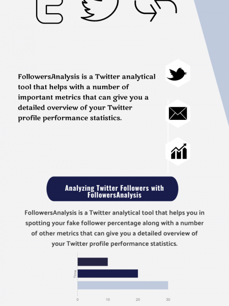 How to Analyze Twitter Followers? Infographic