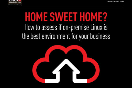 How to Assess if on Premise Linux is the Best System for Your Business Infographic
