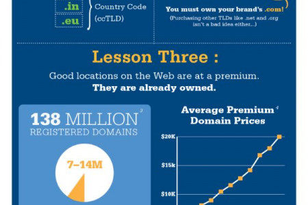 How to Avoid Dot-Com Disasters  Infographic
