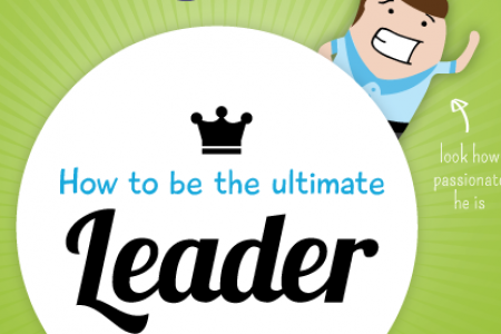 How to be the Ultimate Leader Infographic