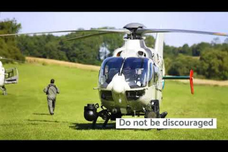 How to Become a Commercial Helicopter Pilot Infographic