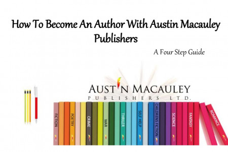 How To Become An Author With Austin Macauley Publishers Infographic