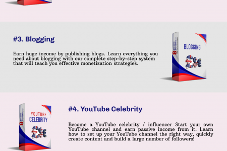 How To Build 8 Income Streams - please check 8incomestreams.co for more information Infographic