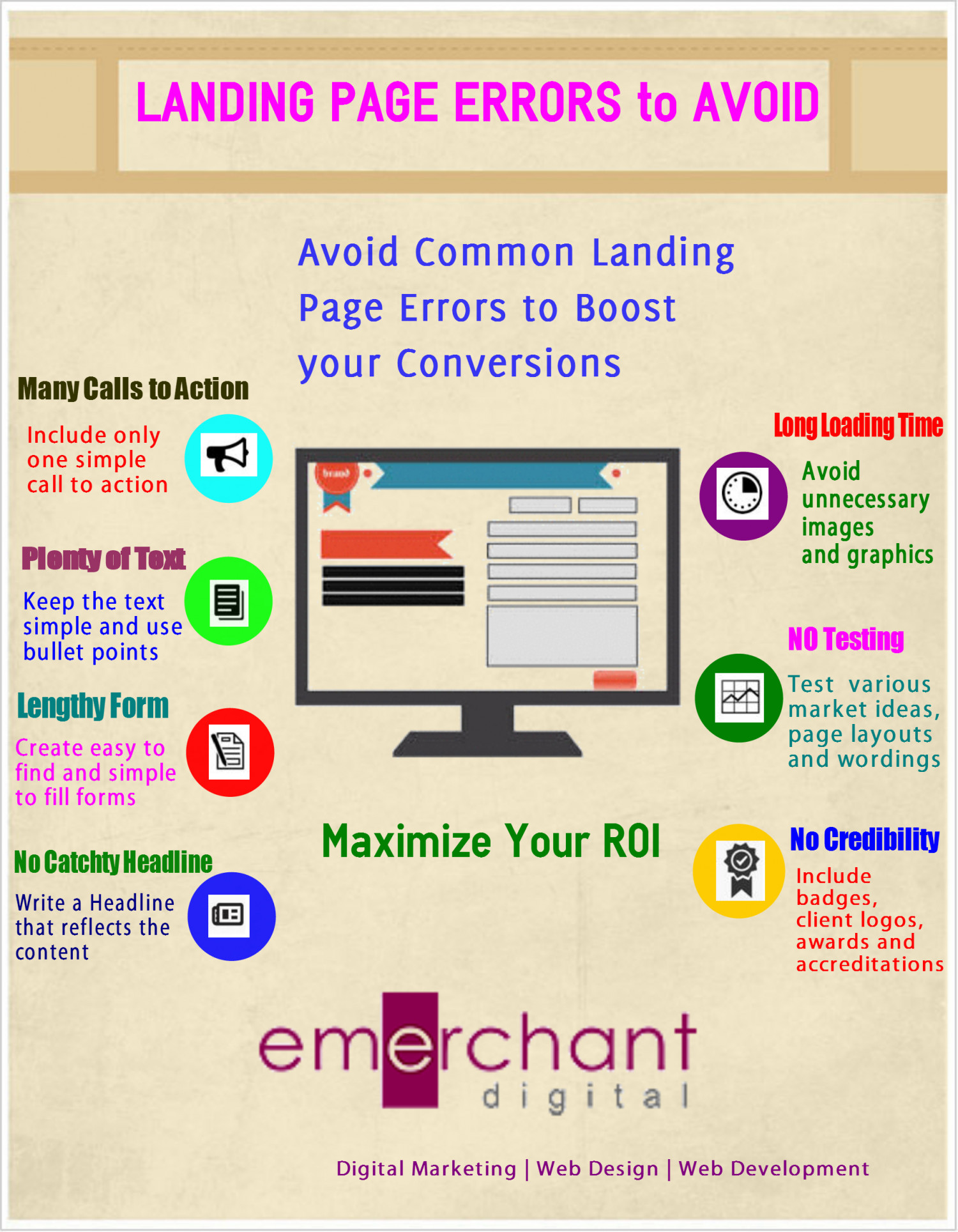 How to Build a High Converting Landing Pge | Visual.ly