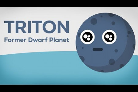 How to catch a Dwarf Planet – Triton Infographic