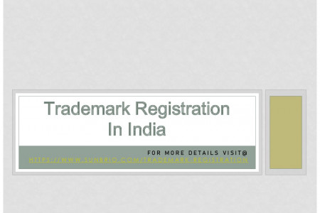 How to Check the Status of your Trademark Application Online in India Infographic