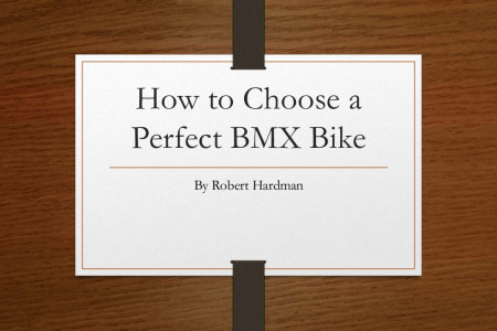 How to Choose a Perfect BMX Bike Infographic