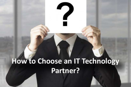 How to Choose an IT Technology Partner? Infographic
