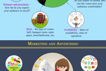 How to Choose the Best Event Planner Infographic