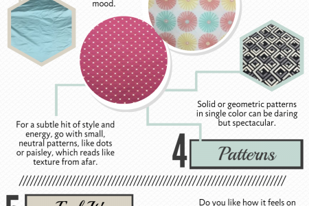 How to choose the best upholstery fabric Infographic